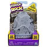 Кинетический гравий «KINETIC ROCK» серый, 11302Gr
