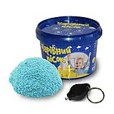 Кинетический песок голубой 0.5 кг, 312-12