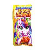 """Кинетический песок """"Magic Pony Sand"""" Данкотойз (MPS-01-01,02,03,04), MPS-01-01,02,03,04, фото"""