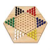 Китайские шашки от Viga Toys, 56143, фото