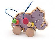 Лабиринт-каталка Слон, Д368, купить