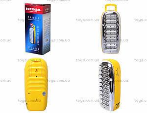 Портативная лампа Bossman 30 LED, B-768