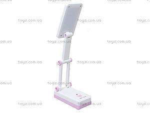 Настольная лампа на аккумуляторе OASIS, GZ-1016 violet, фото