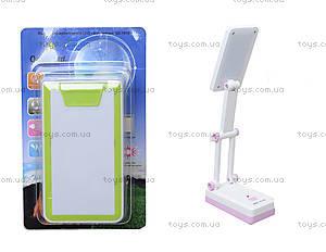 Лампа настольная аккумуляторная OASIS, GZ-1016 green