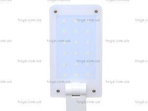 Лампа настольная аккумуляторная OASIS, GZ-1016 green, игрушки