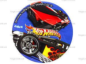 Ластик Hot Wheels, круглый, HW13-100К, фото