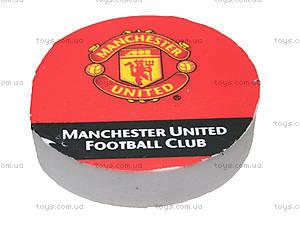 Ластик круглый Manchester United, MU14-100К, купить