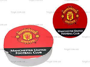 Ластик круглый Manchester United, MU14-100К