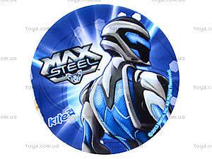 Круглый ластик Max Steel, MX14-100К