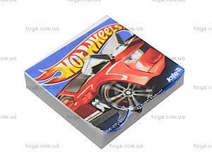 Ластик Hot Wheels, квадратный, HW13-101К, купить