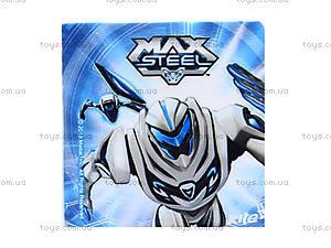 Резинка стирательная Max Steel, MX14-101К