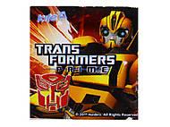 Ластик Transformers, квадрат, TF13-101К, фото