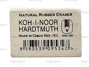 Канцелярский ластик Koh-i-noor «Слон», 30060, купить