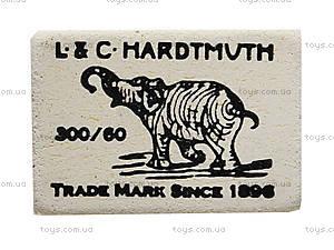 Канцелярский ластик Koh-i-noor «Слон», 30060, отзывы