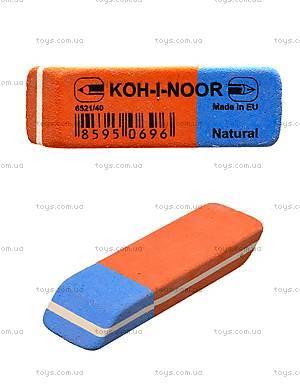 Комбинированный ластик Koh-i-noor «Blue Star», 652140