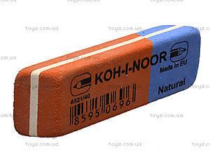 Комбинированный ластик Koh-i-noor «Blue Star», 652140, отзывы