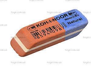 Стирательная резинка Koh-i-noor «Blue Star», 652180, купить