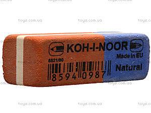 Стирательная резинка Koh-i-noor «Blue Star», 652180, отзывы