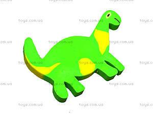 Стирательная резинка «Зеленый динозавр», 40 штук, 50806-TK, фото