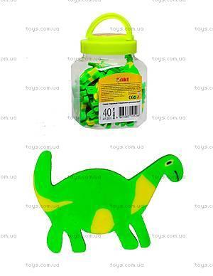 Стирательная резинка «Зеленый динозавр», 40 штук, 50806-TK