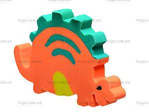 Стирательная резинка «Оранжевый динозавр», 48 штук, 50807-TK, купить