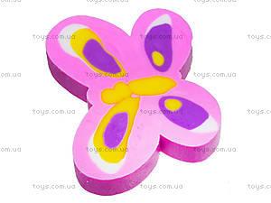 Ластик «Розовая бабочка», 40 штук, 50808-TK, купить