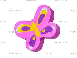 Ластик «Розовая бабочка», 40 штук, 50808-TK, цена