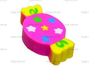 Ластик «Розовая конфета», 40 штук, 50809-TK, купить
