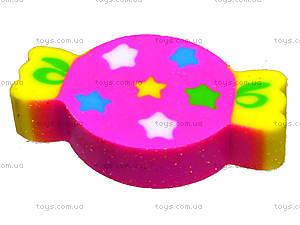 Ластик «Розовая конфета», 40 штук, 50809-TK, фото