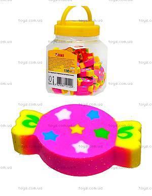 Ластик «Розовая конфета», 40 штук, 50809-TK