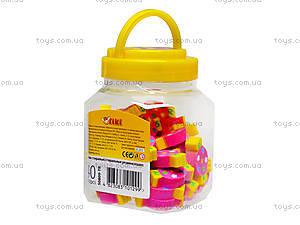 Ластик «Розовая конфета», 40 штук, 50809-TK, отзывы
