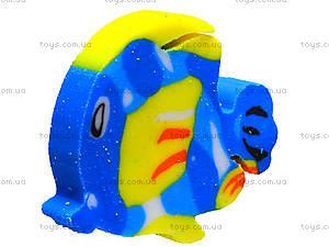 Ластик «Рыбка патриот», 40 штук, 50811-TK, фото