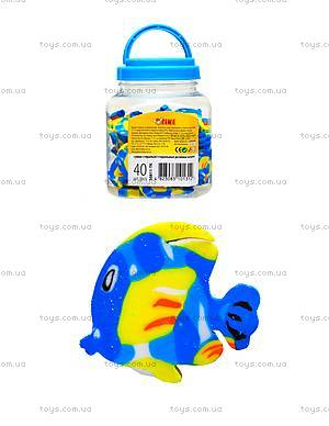 Ластик «Рыбка патриот», 40 штук, 50811-TK