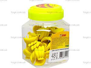 Стирательная резинка «Желтый банан», 40 штук, 50813-TK, отзывы