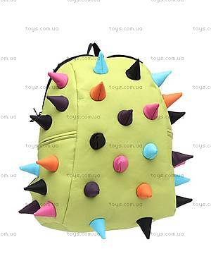 Лаймовый школьный рюкзак Rex Half, KZ24484108