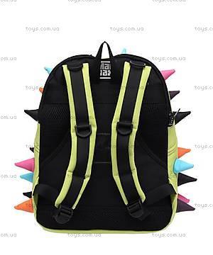 Лаймовый школьный рюкзак Rex Half, KZ24484108, отзывы