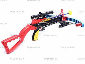 Лазерный арбалет со стрелами, 20122B, игрушки