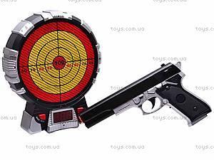 Лазерный пистолет с мишенью, XZ-H10M
