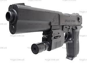 Лазерный пистолет с пульками, P209, цена
