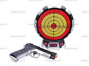 Лазерный тир с ружьем и пистолетом, XZ-H37M, фото