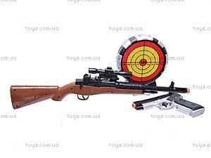 Лазерный тир с ружьем и пистолетом, XZ-H37M