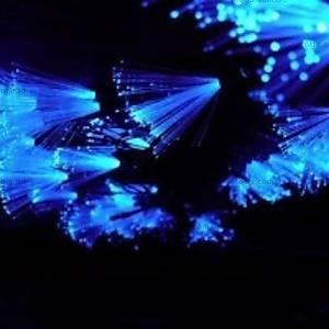 LED - гирлянда в форме кисточек,