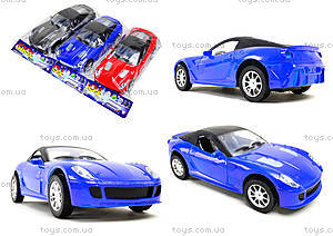 Инерционная игрушка «Легковой автомобиль», 5312-35313-3