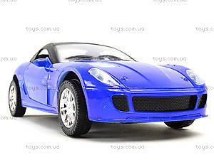 Инерционная игрушка «Легковой автомобиль», 5312-35313-3, отзывы