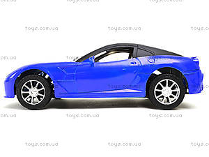 Инерционная игрушка «Легковой автомобиль», 5312-35313-3, цена
