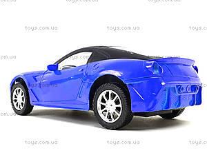 Инерционная игрушка «Легковой автомобиль», 5312-35313-3, детские игрушки