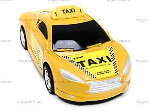 Детская инерционная машинка «Такси», 912A, купить