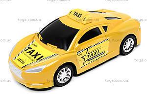 Детская инерционная машинка «Такси», 912A, фото