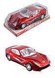 Машинка инерционная Ferrari F12, 919-106