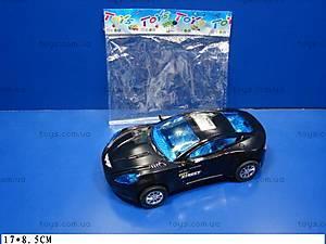 Легковая инерционный автомобиль, 0855-13